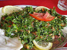 tabouli suggestion