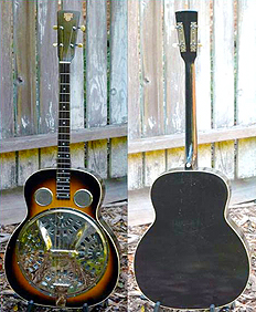a 1929 4 string dobro