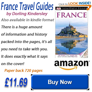 France travel guide from Amazon