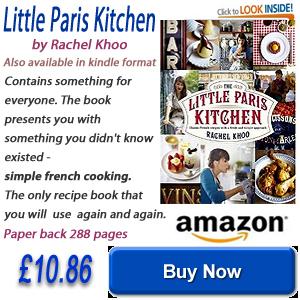 little Paris kitchen by rachel khoo