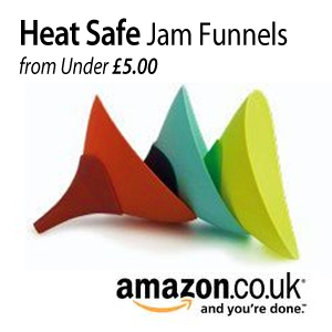 heat safe jam funnels under 5 pounds