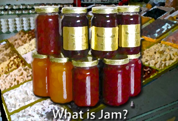 What is jam