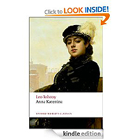 Anna Karenina (Oxford World's Classics) by leo tolstoy