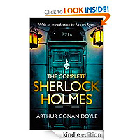 FREE: The Complete Sherlock Holmes by Arthur Conan Doyle