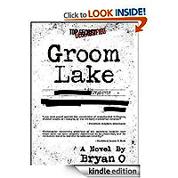 FREE: Groom Lake by Bryan O