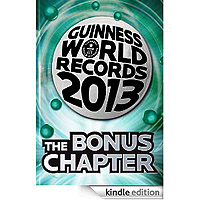 FREE: Guinness World Records 2013 kindle free books