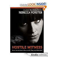 FREE Hostile Witness by Rebecca Forster (Thriller) kindle free books