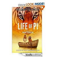 The Life Of Pi by Yann Martel - 0.20p