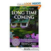 FREE: Long Time Coming by Edie Claire