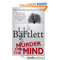 FREE: Murder on The Mind by L.L. Bartlett