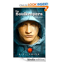 FREE: The Soulkeepers by G. P. Ching