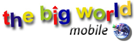 big world mobile logo