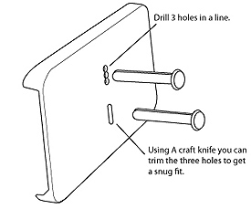 smartphone tripod mount design