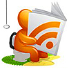 the big world rss feed logo